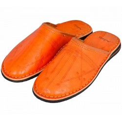 Babouche Dambira Orange