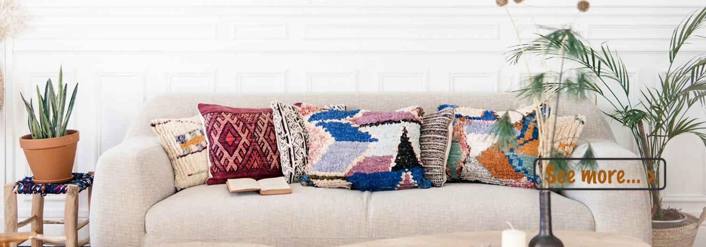 Berber Cushions